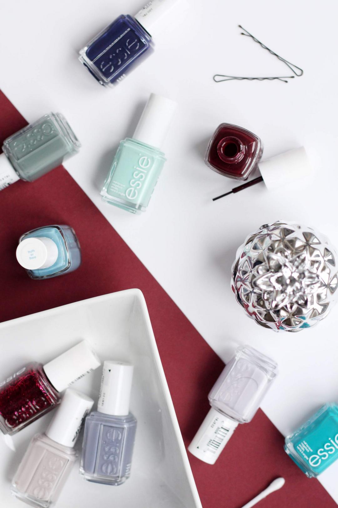 New In: Cheap Essie Nail Polish for A/W