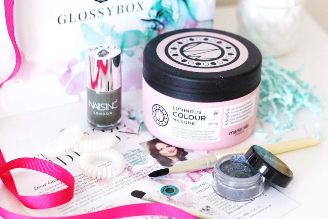 glossybox the style edition beauty september