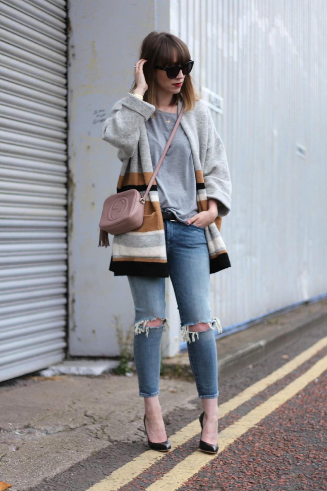 topshop cardgian 7 for all mankind josie jeans gucci soho disco bag
