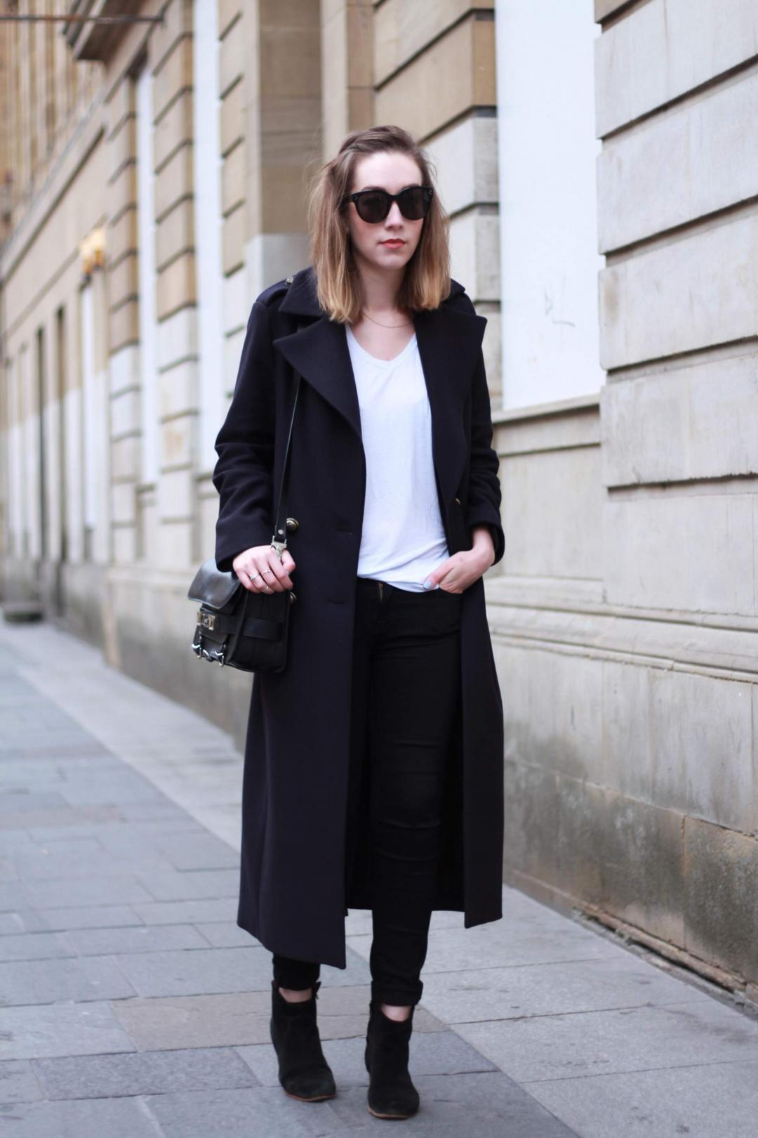 zara-navy-militry-coat-isabel-marant-dicker-boots-proenza-schouler-PS11-bag-black-1