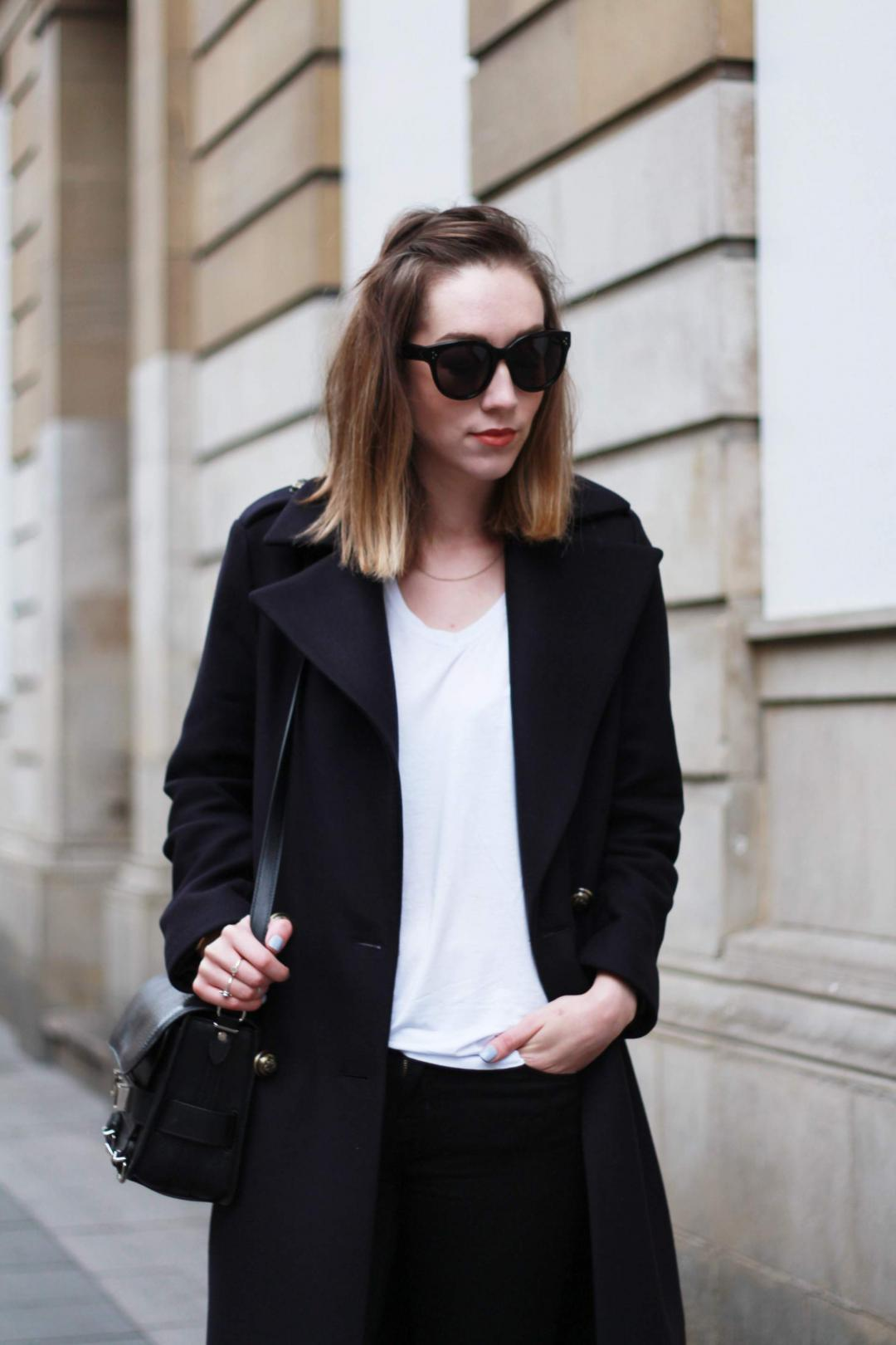 zara-navy-militry-coat-isabel-marant-dicker-boots-proenza-schouler-PS11-bag-black-3