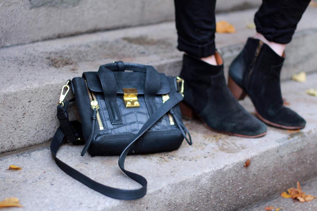 reiss-alba-pink-faux-fur-coat-phillip-lim-pashli-isabel-marant-dicker-boots-street-style-