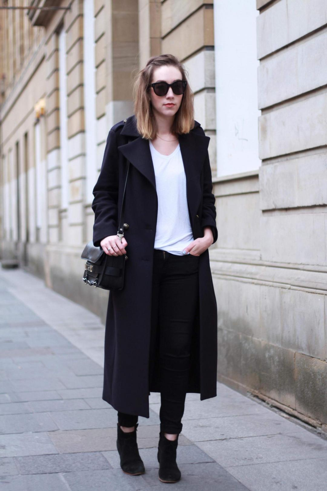the coat edit - long block colour coats 2