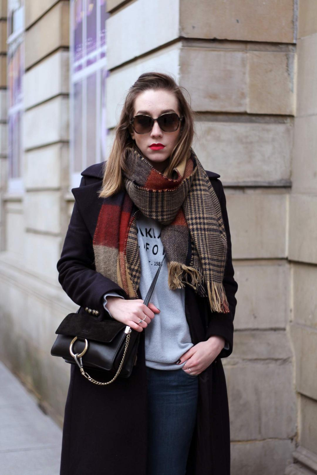 zara-jacket-checked-scarf-winter-outfit-j-brand-jeans-2