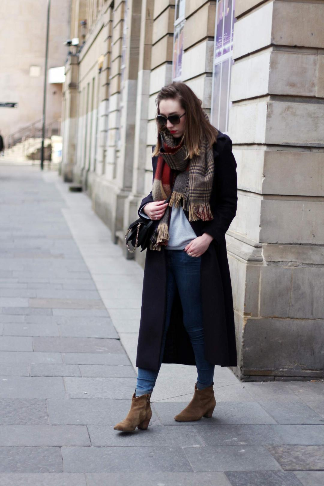 zara-jacket-checked-scarf-winter-outfit-j-brand-jeans