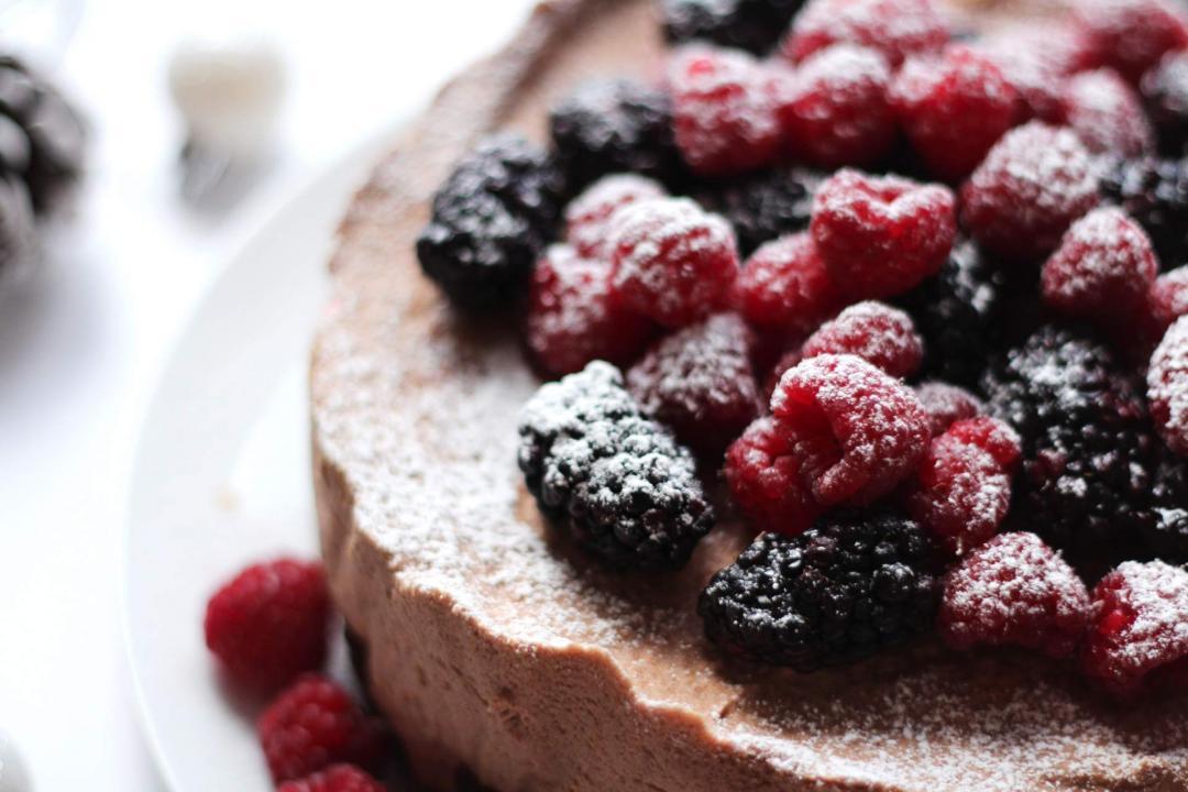 Lindt Chocolate Mousse Cake Recipe Blog Dandk