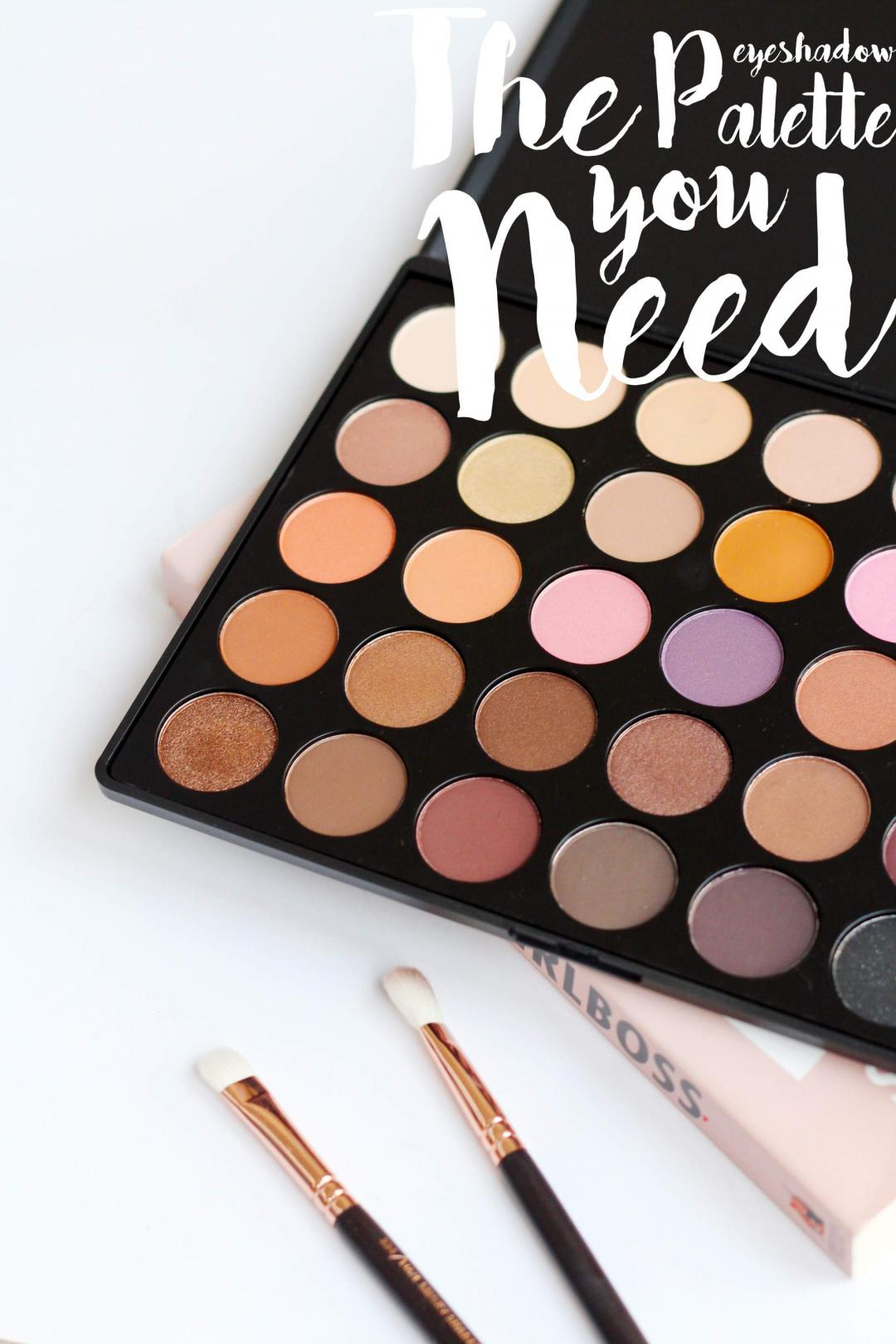 morphe--eyeshadow-palette-review-eyeshadow-cheap-brushes-nude-warm