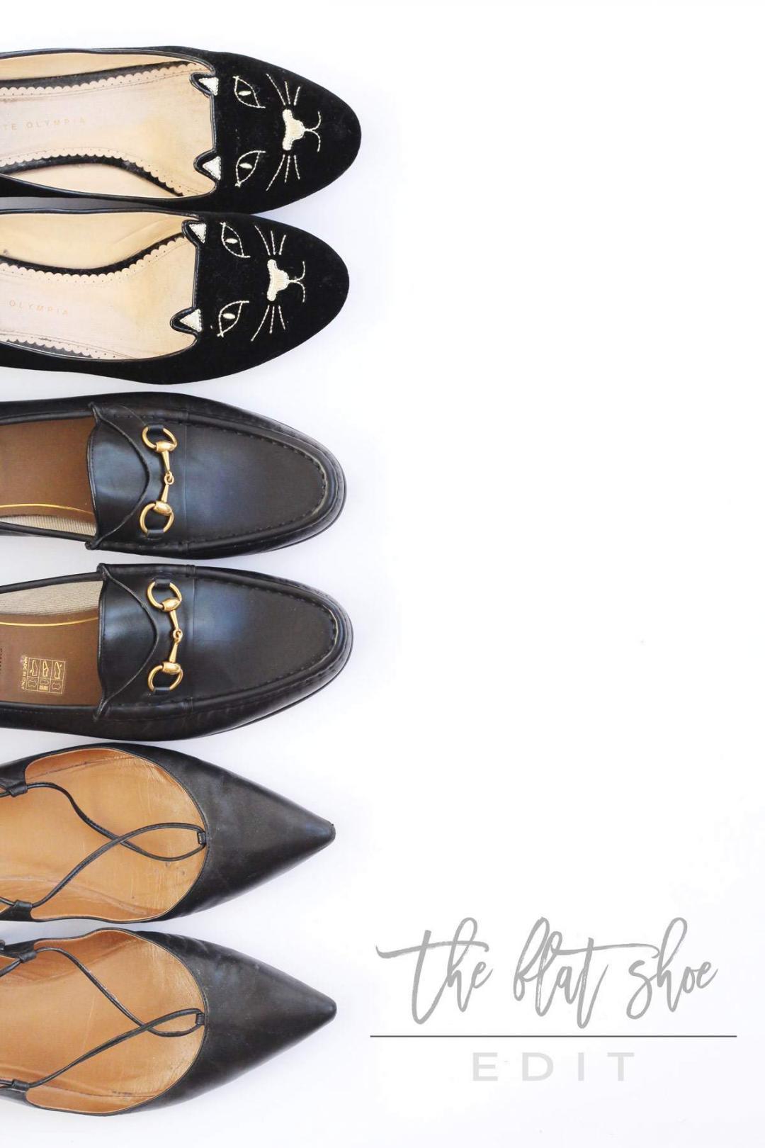 flat-shoe-edit-charlotte-olympia-gucci-loafers-aquazzura-christy