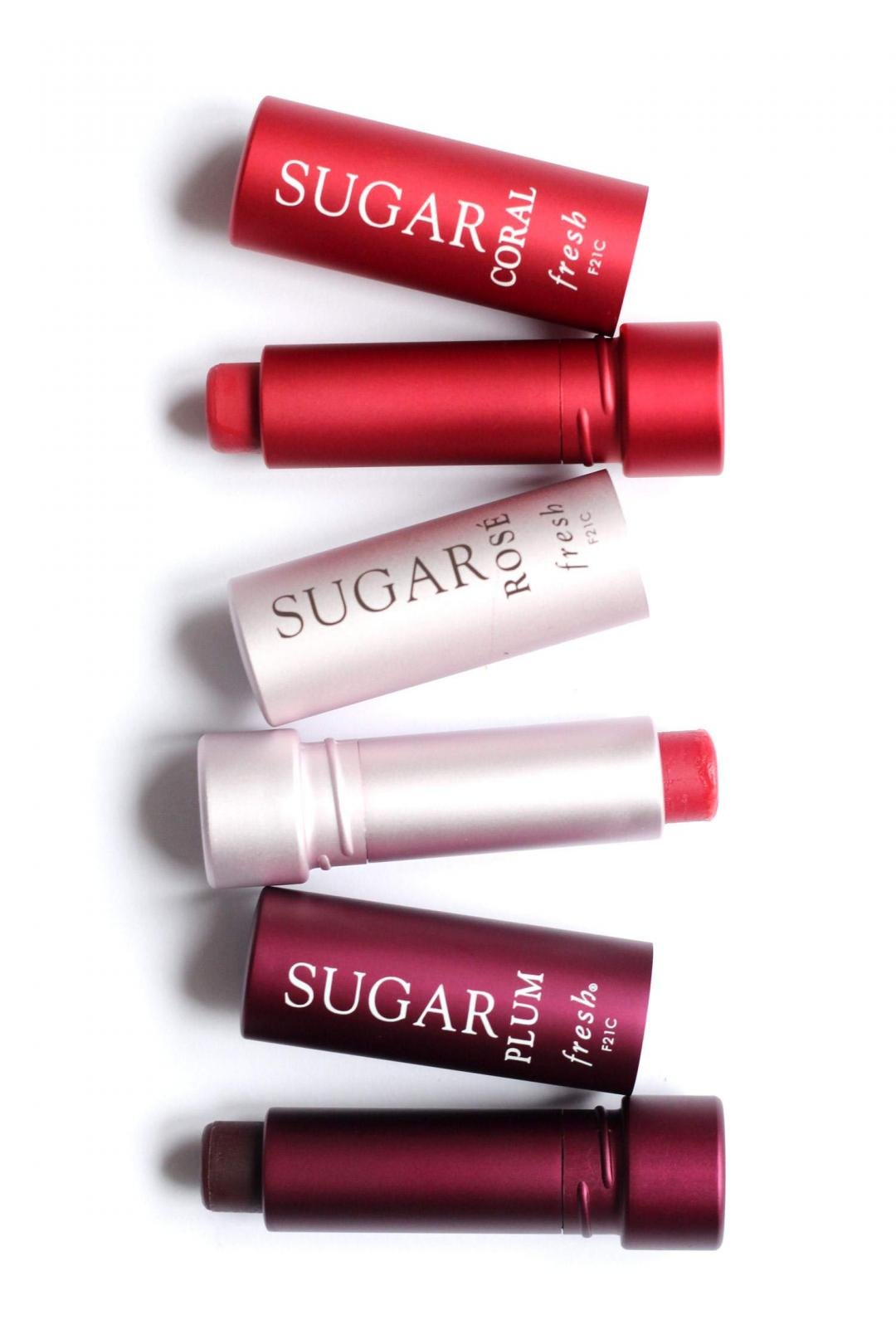 fresh-sugar-lip-treatment-review-plum-rose-coral-lip-balm