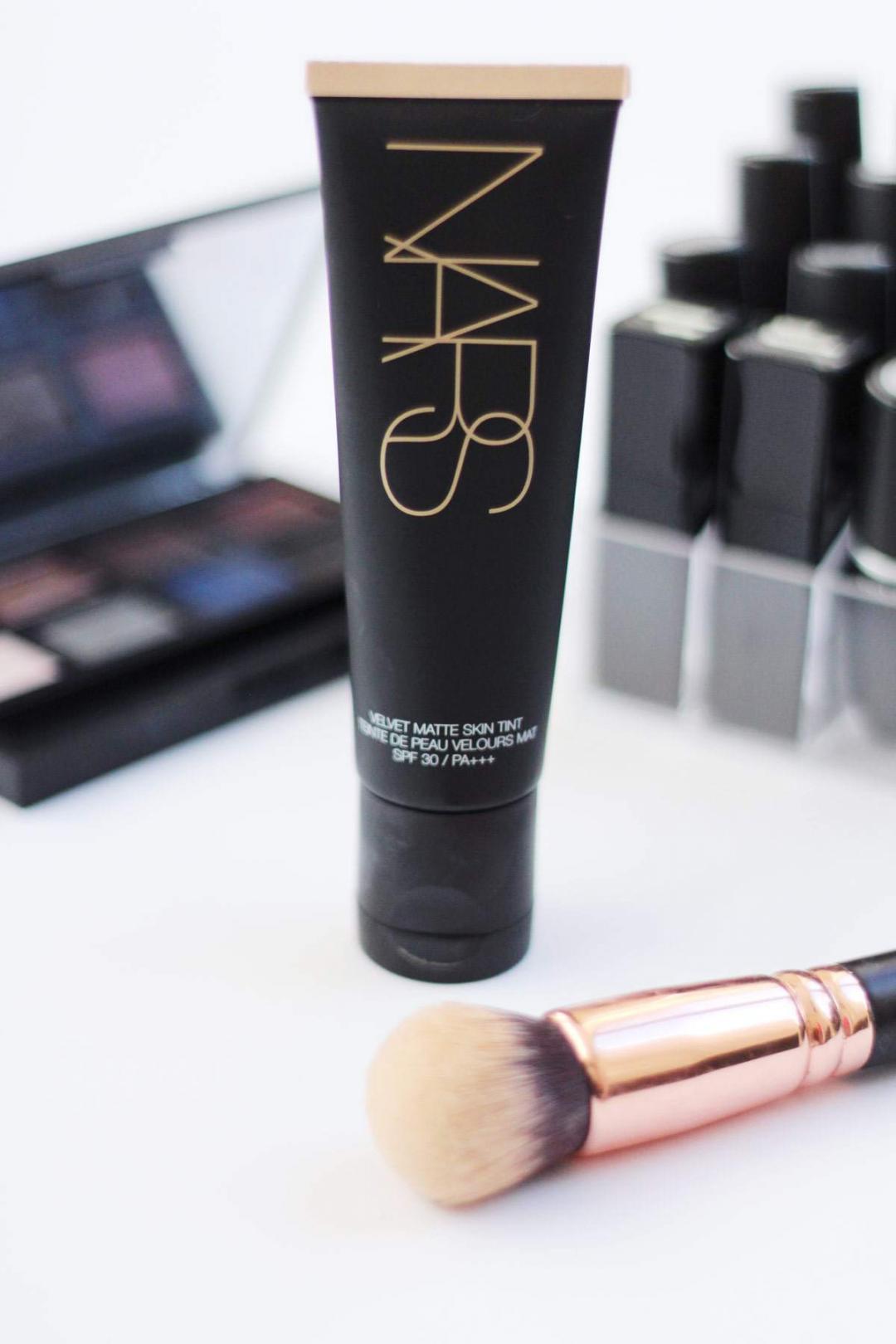Velvet Matte Swatches: NARS Velvet Matte Skin Tint