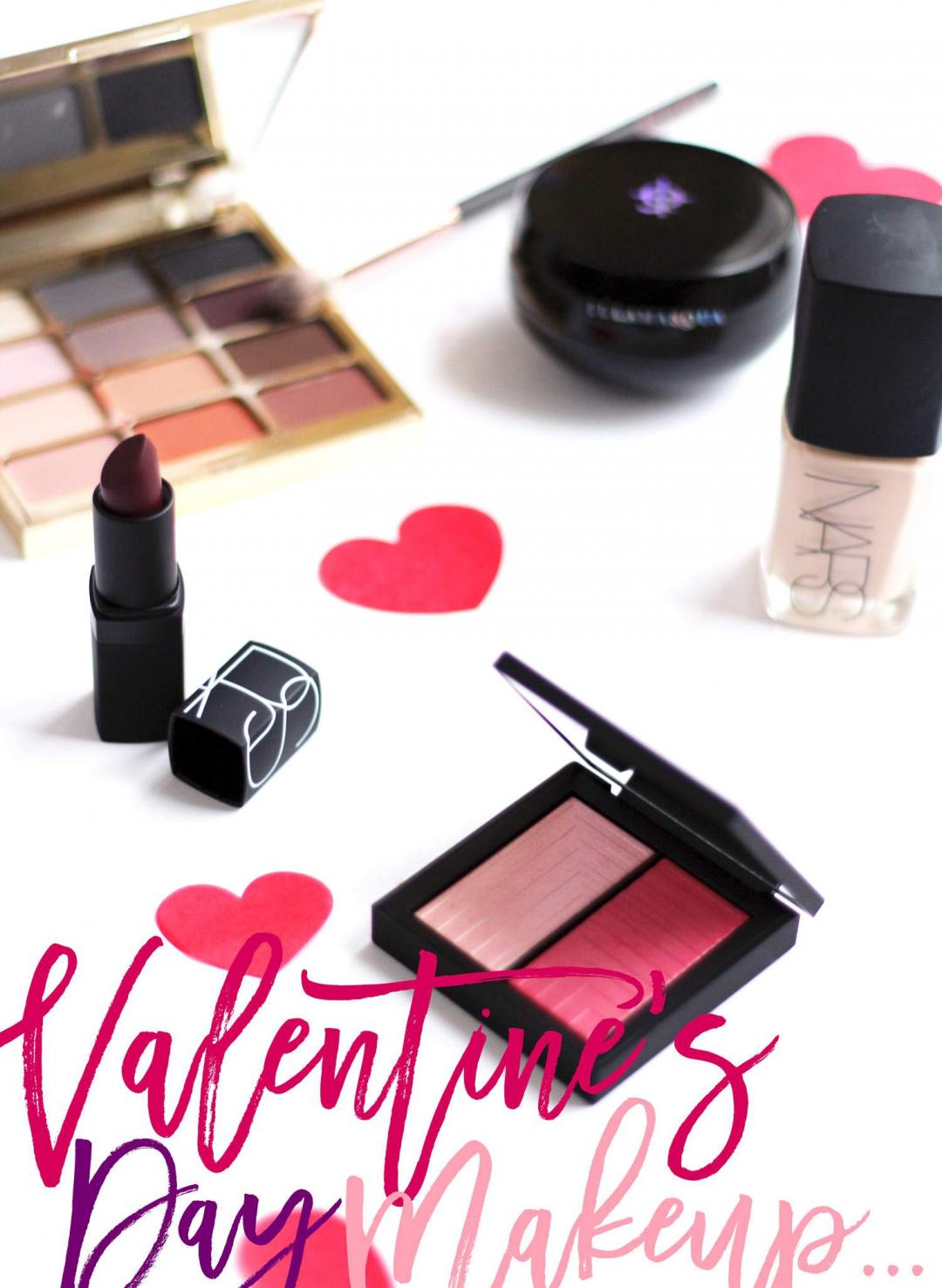 valentines-day-makeup-asos-beauty-NARS-dual-intensity-blush-stila-eyeshadow-palette-illamasqua-radiance