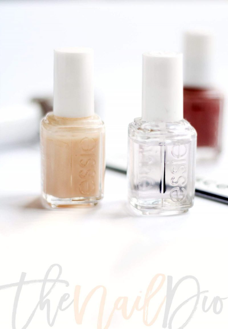 The Essie Top and Base Coat You Need