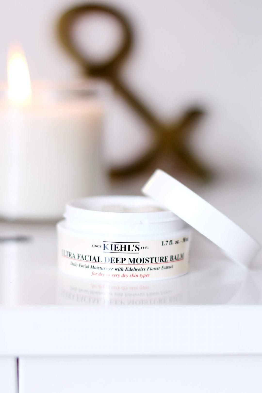 kiehls ultra facial deep moisture balm moisturiser review