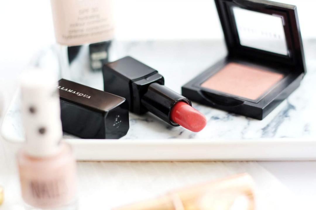 peachy-makeup-charlotte-tilbury-stoned-rose-illamasqua-cherub-tartlette-palette-1