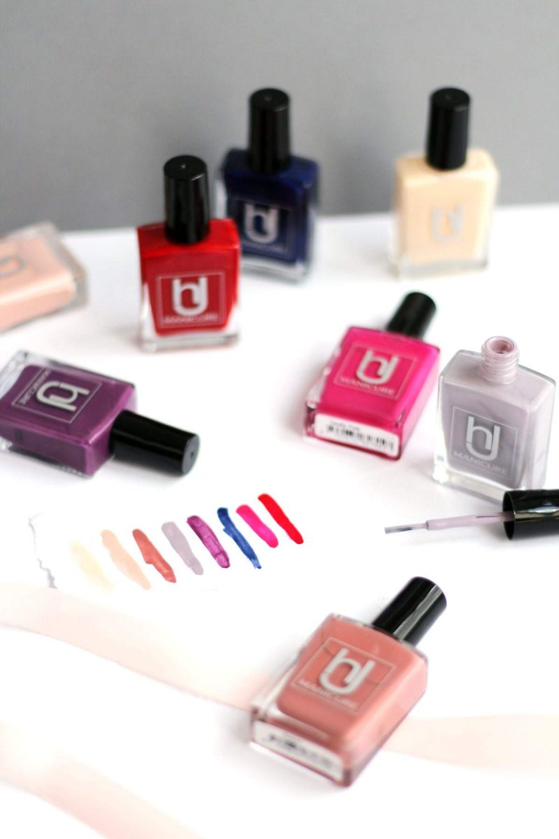 HJ Manicure Review
