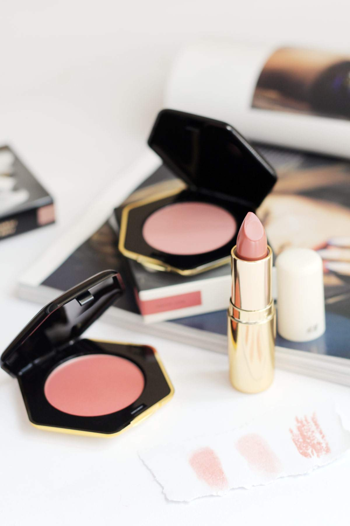 H&M-beauty-blush-eyeshadow-lipstick-rose-pink-high-street-beauty-edit