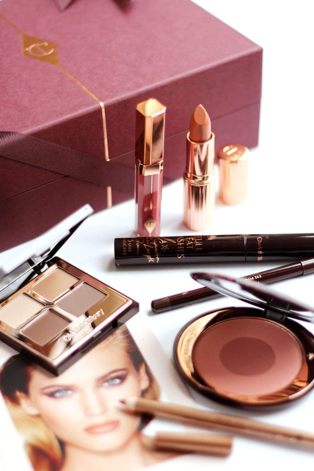 charlotte-tilbury-fenwick-newcastle-event-makeup-look-in-a-box-the-sophisticate-honey-love-lipstick