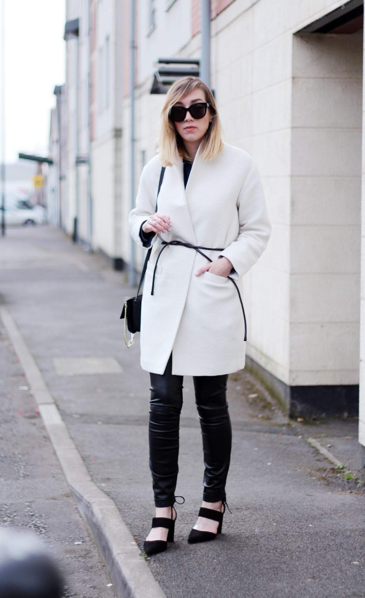 jigsaw-belted-cocoon-coat-ivory-whistles-lace-up-heels-chloe-faye-small-black