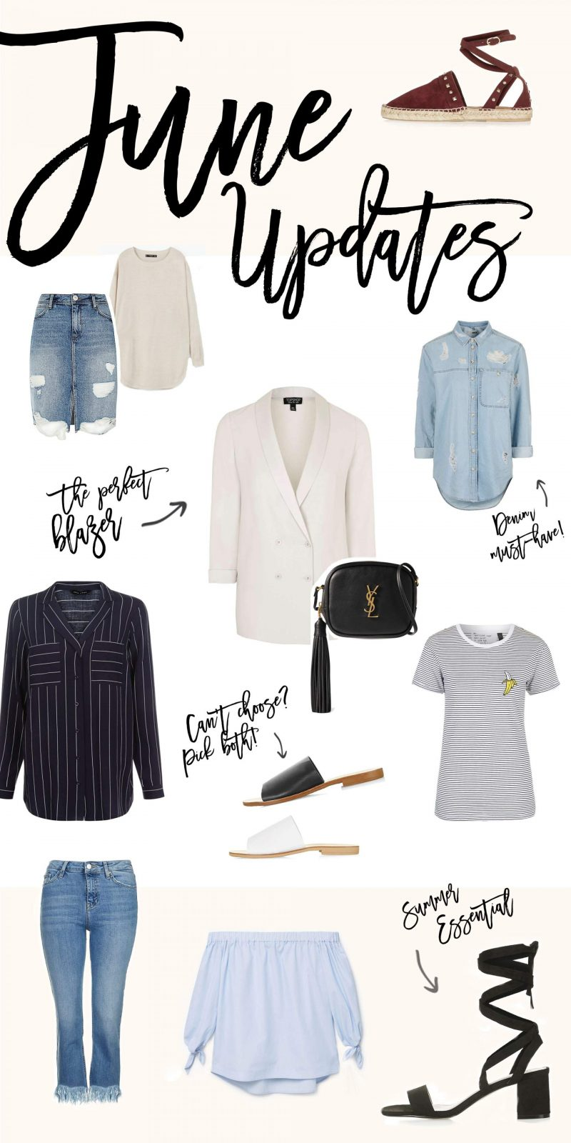 The June Wishlist