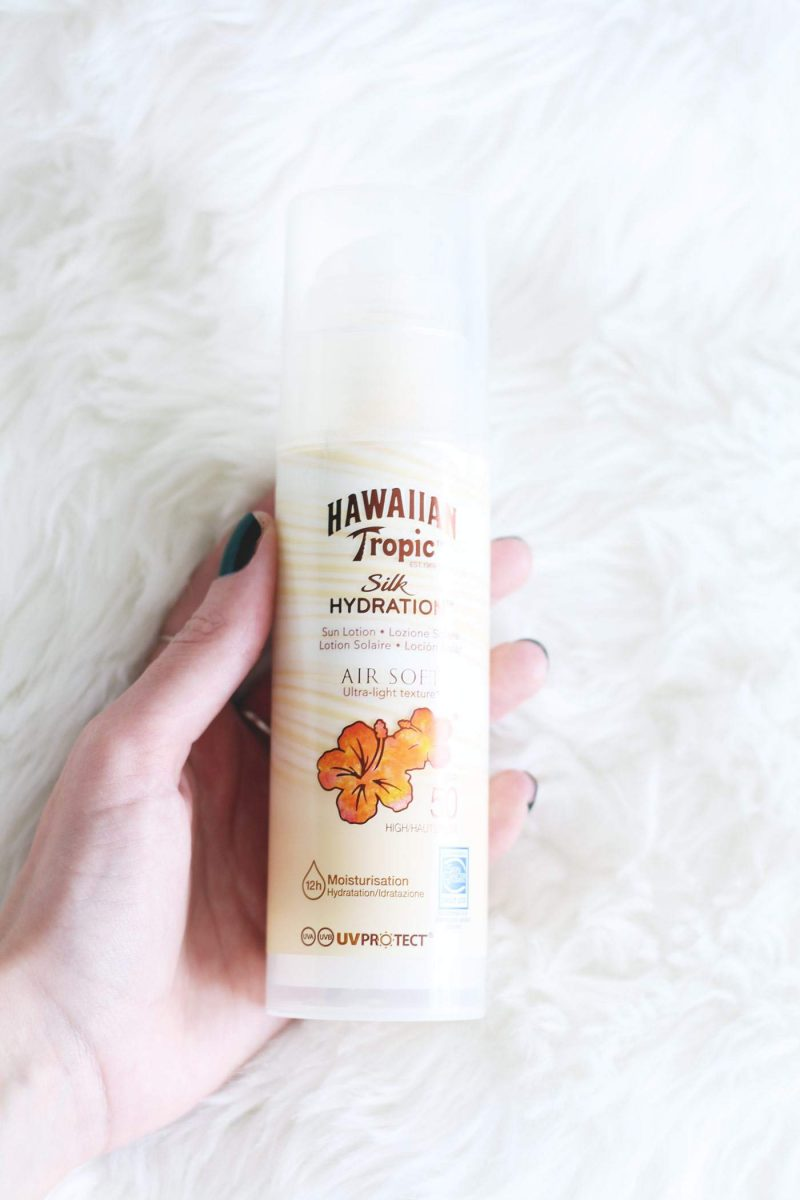 Weekend Packing with Hawaiian Tropic