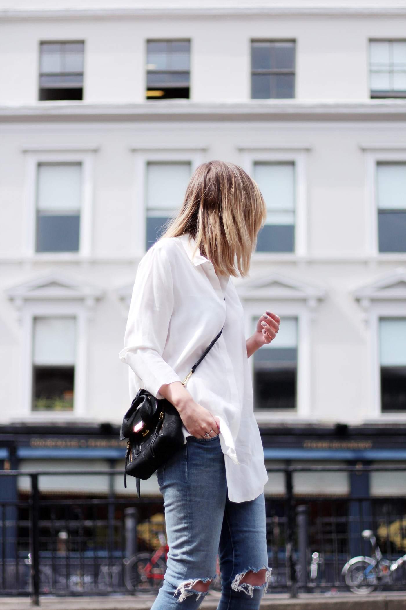 kurt-geiger-suede-peep-toe-boots-7FAM-jeans-COS-white-shirt-phillip-lim-pashli-mini-8