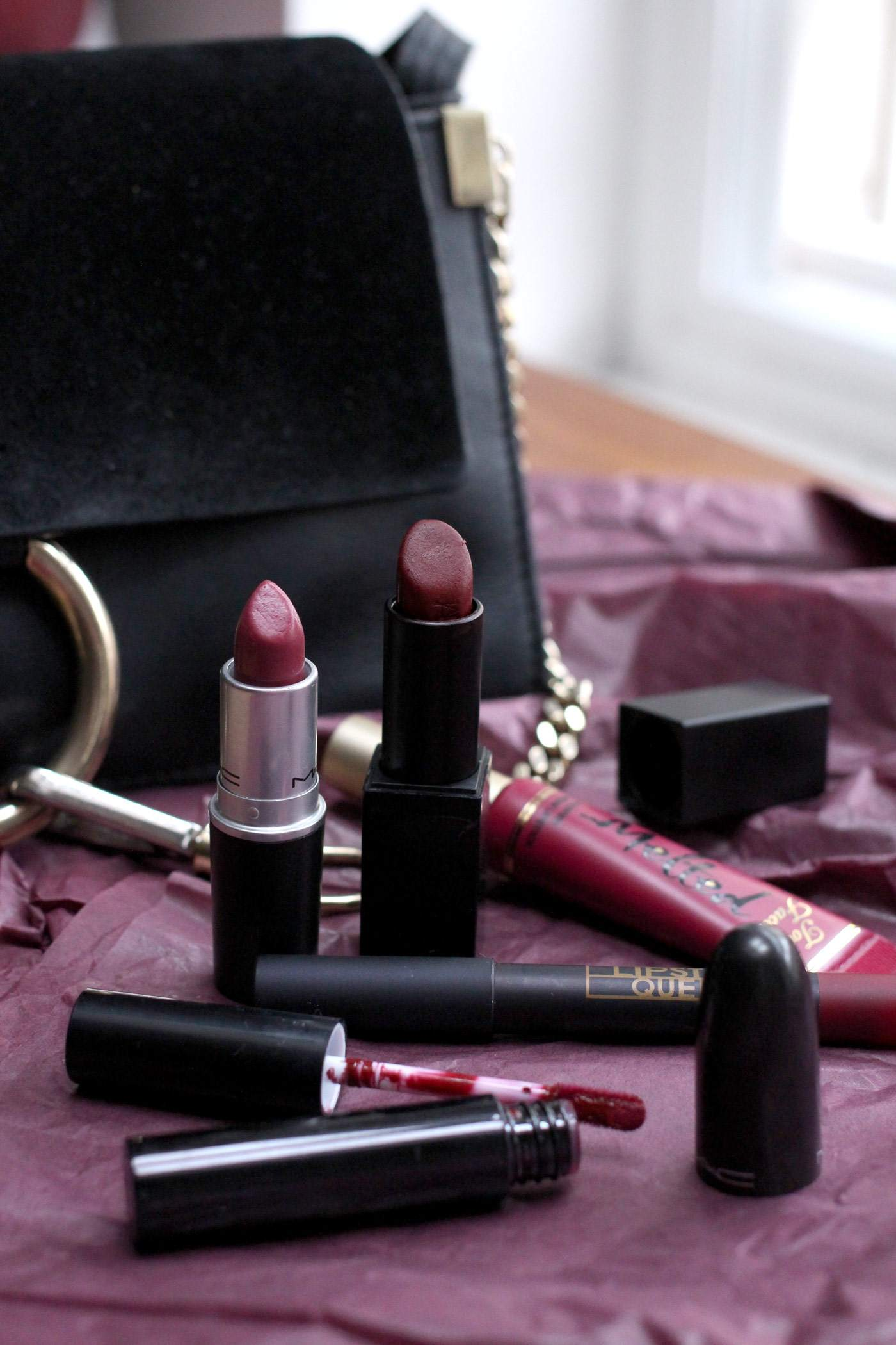 berry-lipsticks-for-autumn-september-mac-craving-nars-charlotte-illamasqua-jus-too-faced