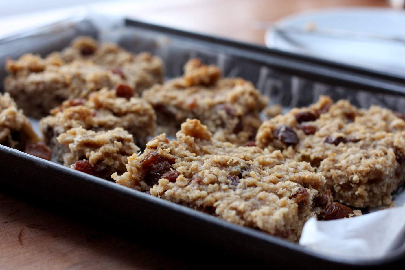 healthy-banana-oat-flapjack-recipe-refined-sugar-free-4