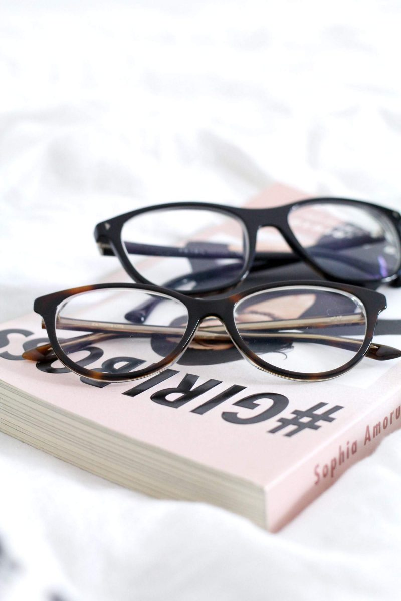 My Top Tips on Buying Glasses Online