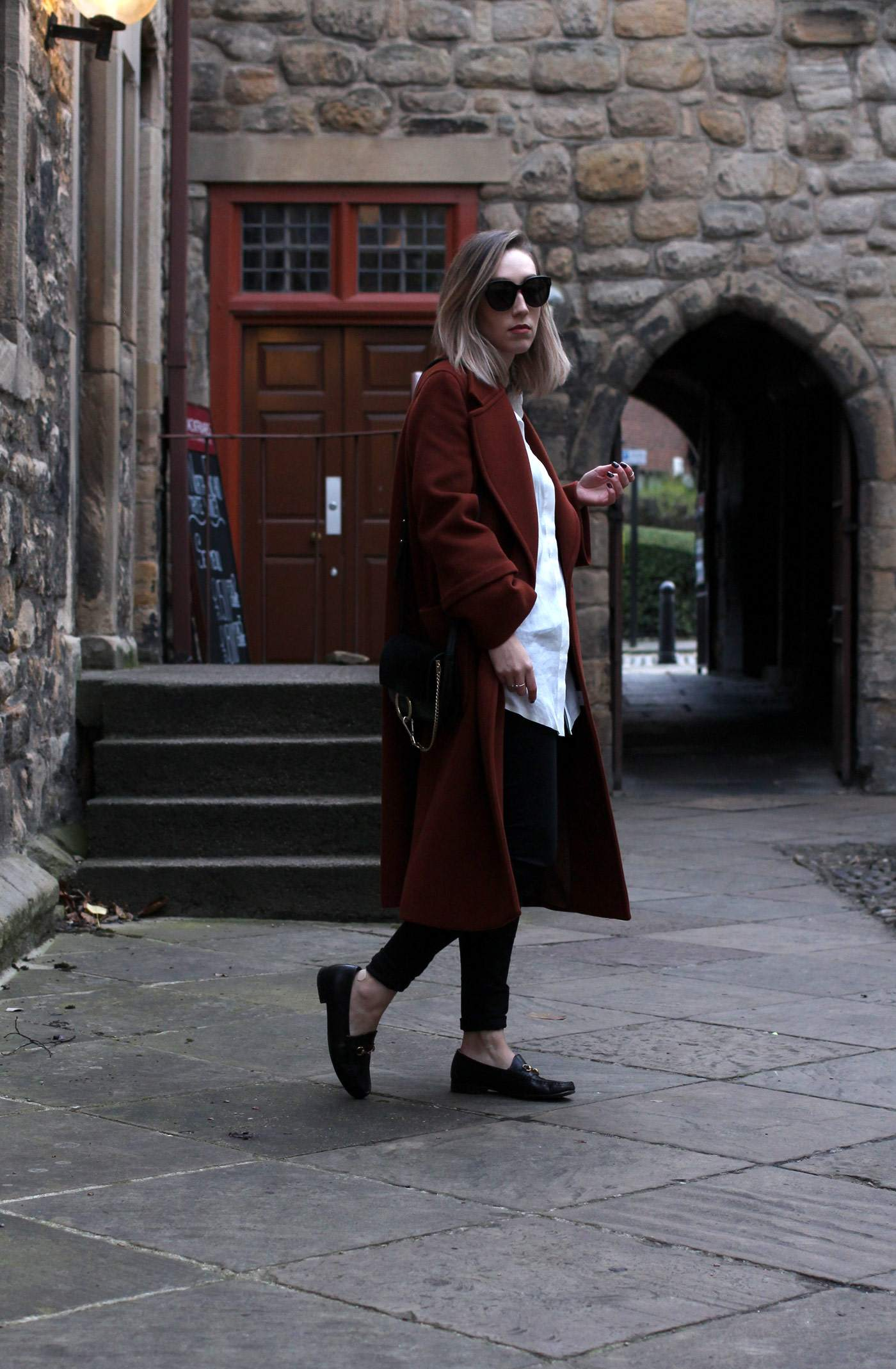 jigsaw-magdalena-coat-gucci-loafers-chloe-faye-bag-1