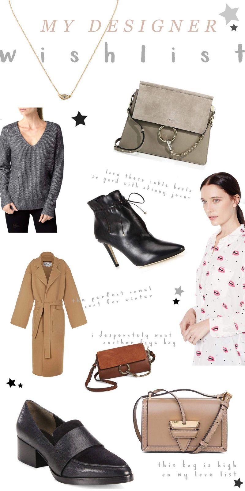 My Designer Wishlist with Orchard Mile