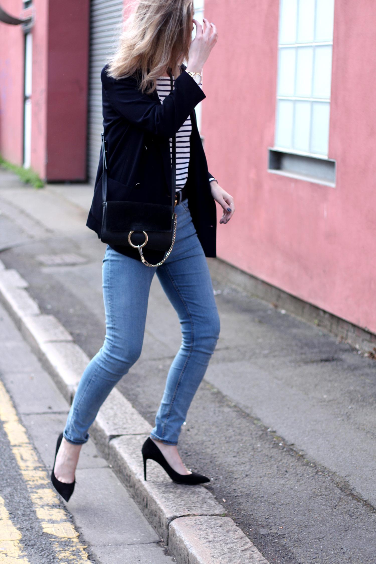 farfetch-dolce-gabbana-black-suede-heels-weekday-jeans-chloe-faye-black