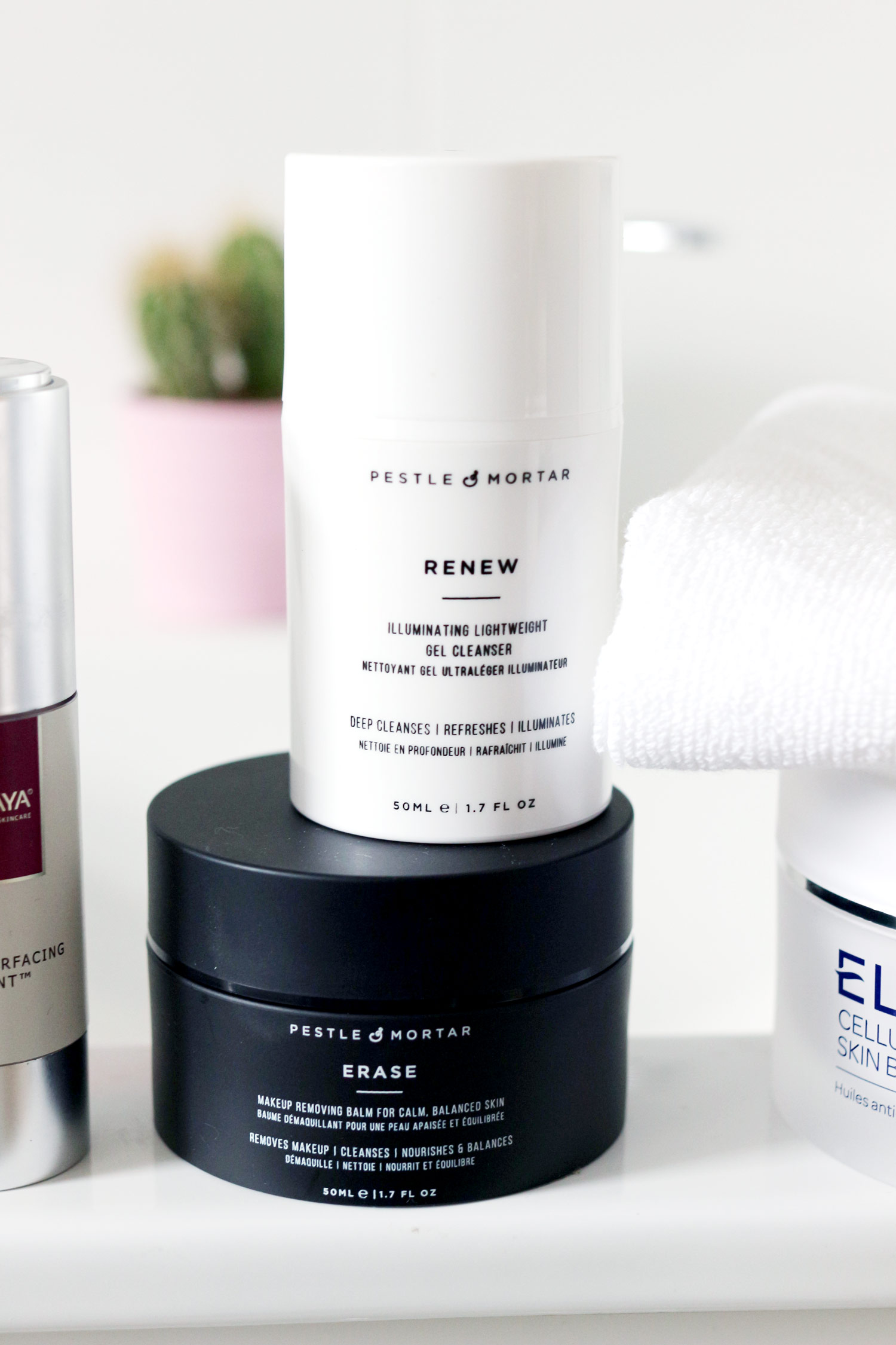 skincare-vichy-idealia-merumaya-retinol-pestle-and-mortar-cleanse-2