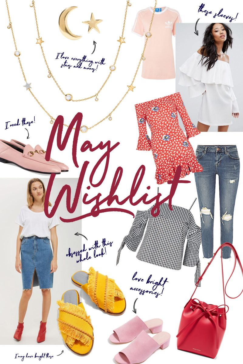 The (Rather Bright) May Wishlist