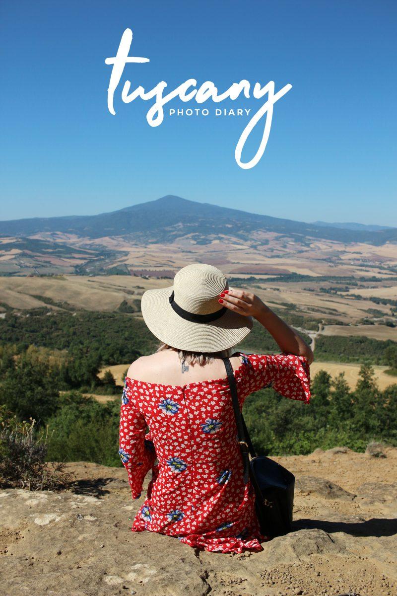 The Tuscany Photo Diary