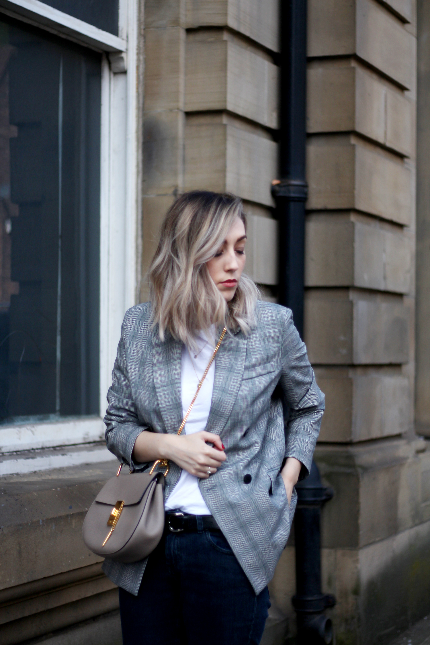 prince-of-wales-check-grey-black-white-blazer-topshop-gucci-sliders-17