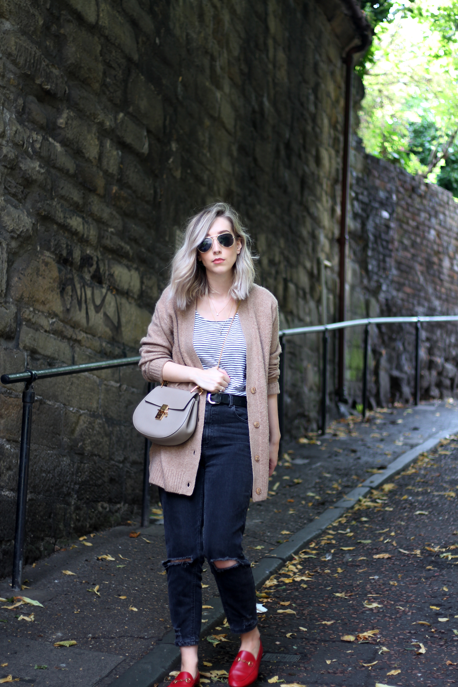sunglasses-camel-cardigan-asos-ripped-boyfriend-jeans-3