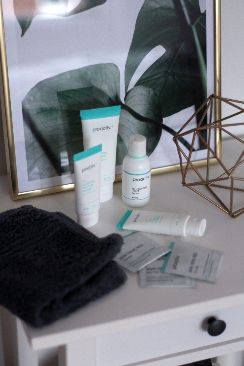My Proactiv Skincare Favourites (AD)