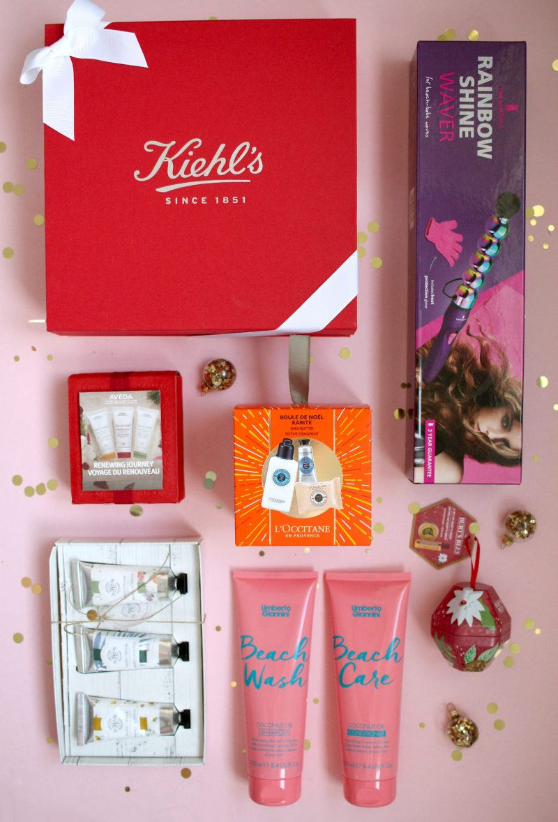 Christmas Gift Guides | Hair and Body Gifts
