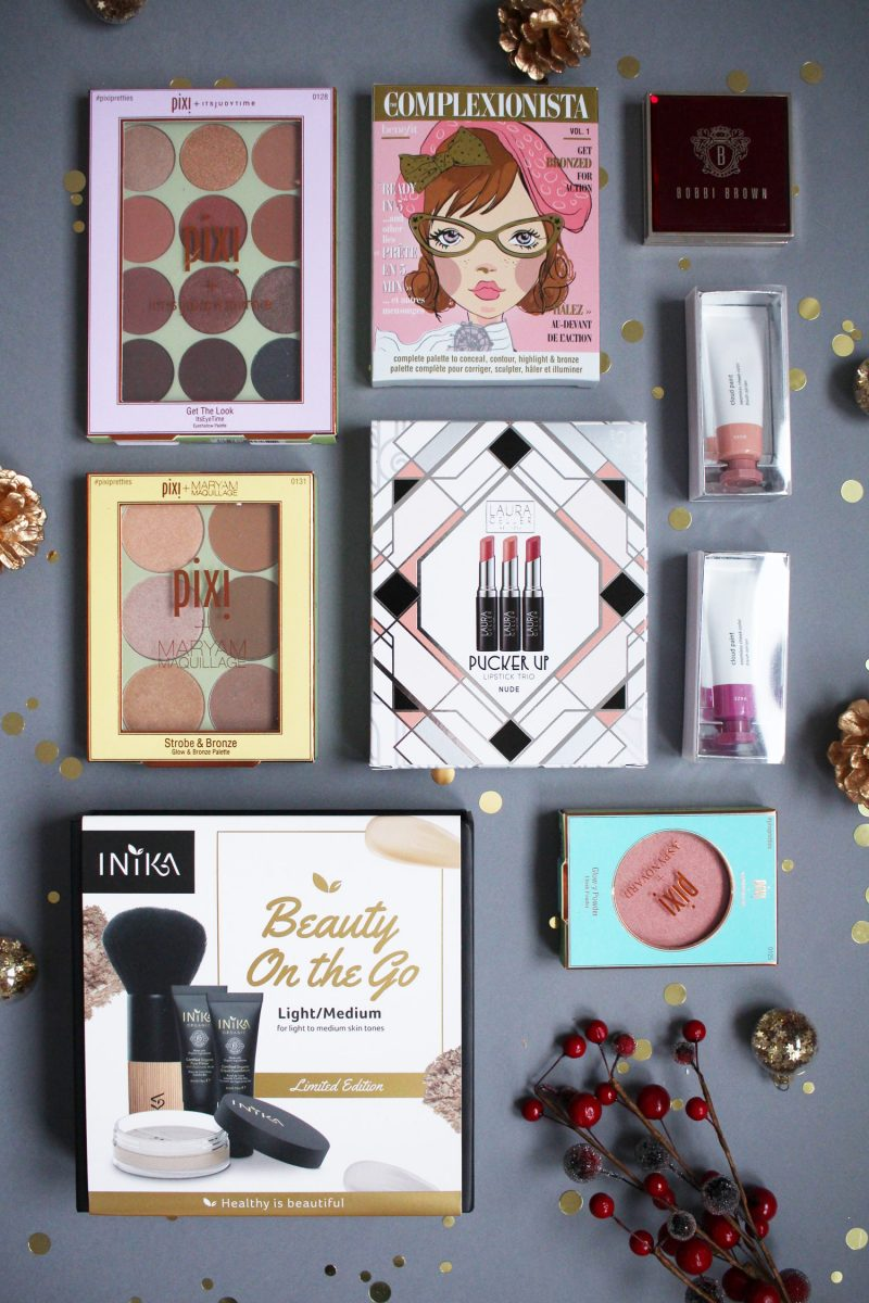 Christmas Gift Guides | Makeup and Skincare Gifts