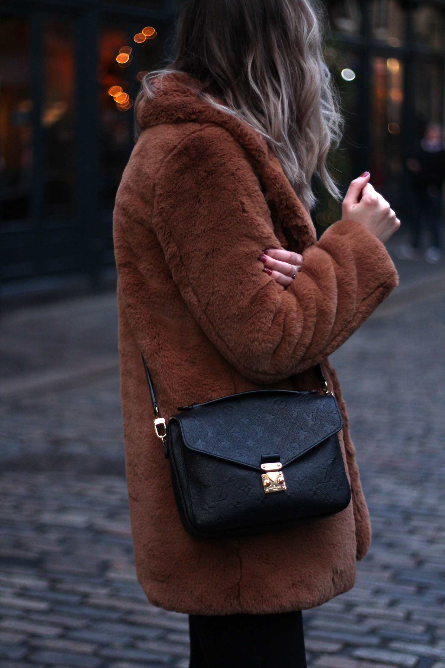 zara-toffee-faux-fur-textured-collar-coat-vintage-brown-fur-coat.-13