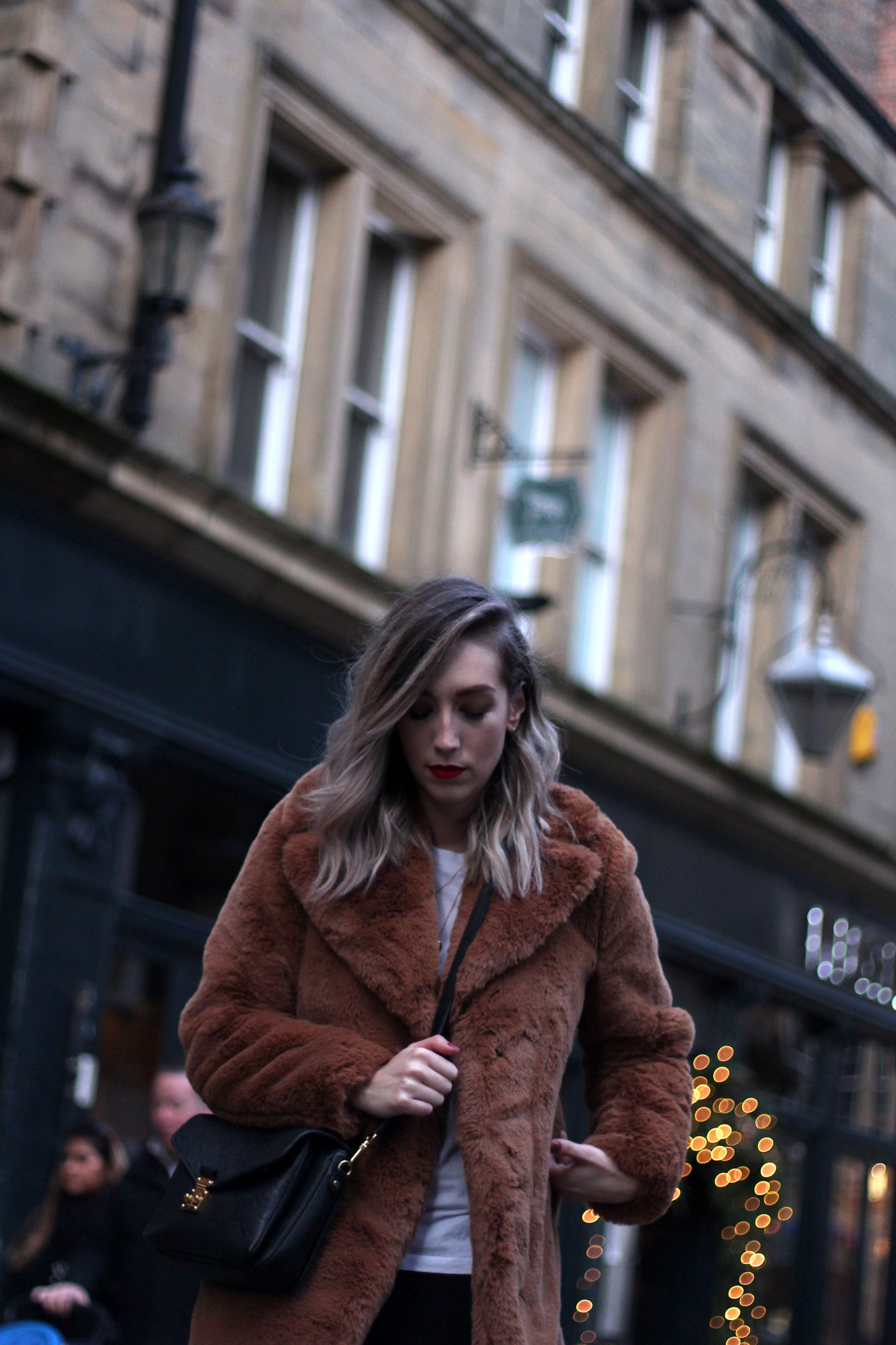 zara-toffee-faux-fur-textured-collar-coat-vintage-brown-fur-coat.-5