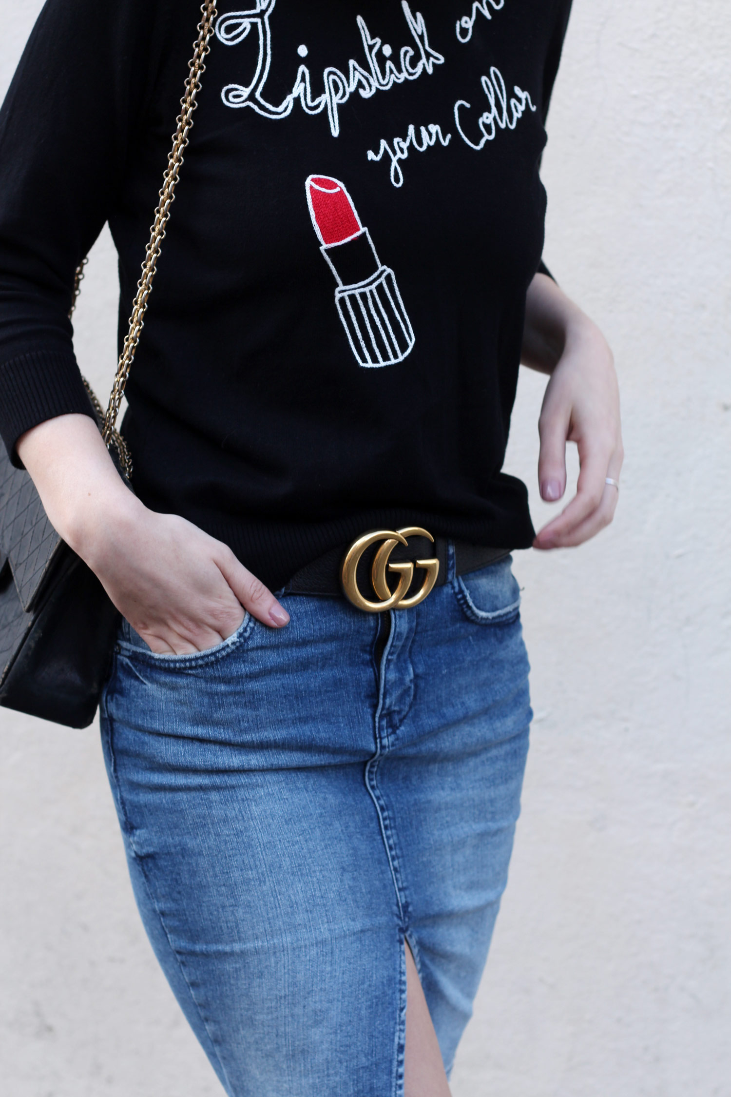 joanie-clothing-slogan-jumper-denim-skirt-vintage-chanel-12