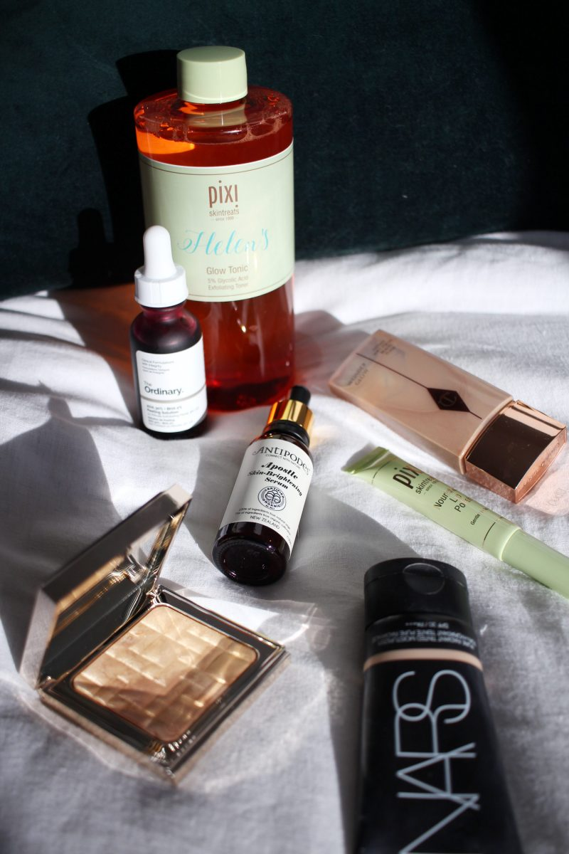 Glowy Skin Essentials