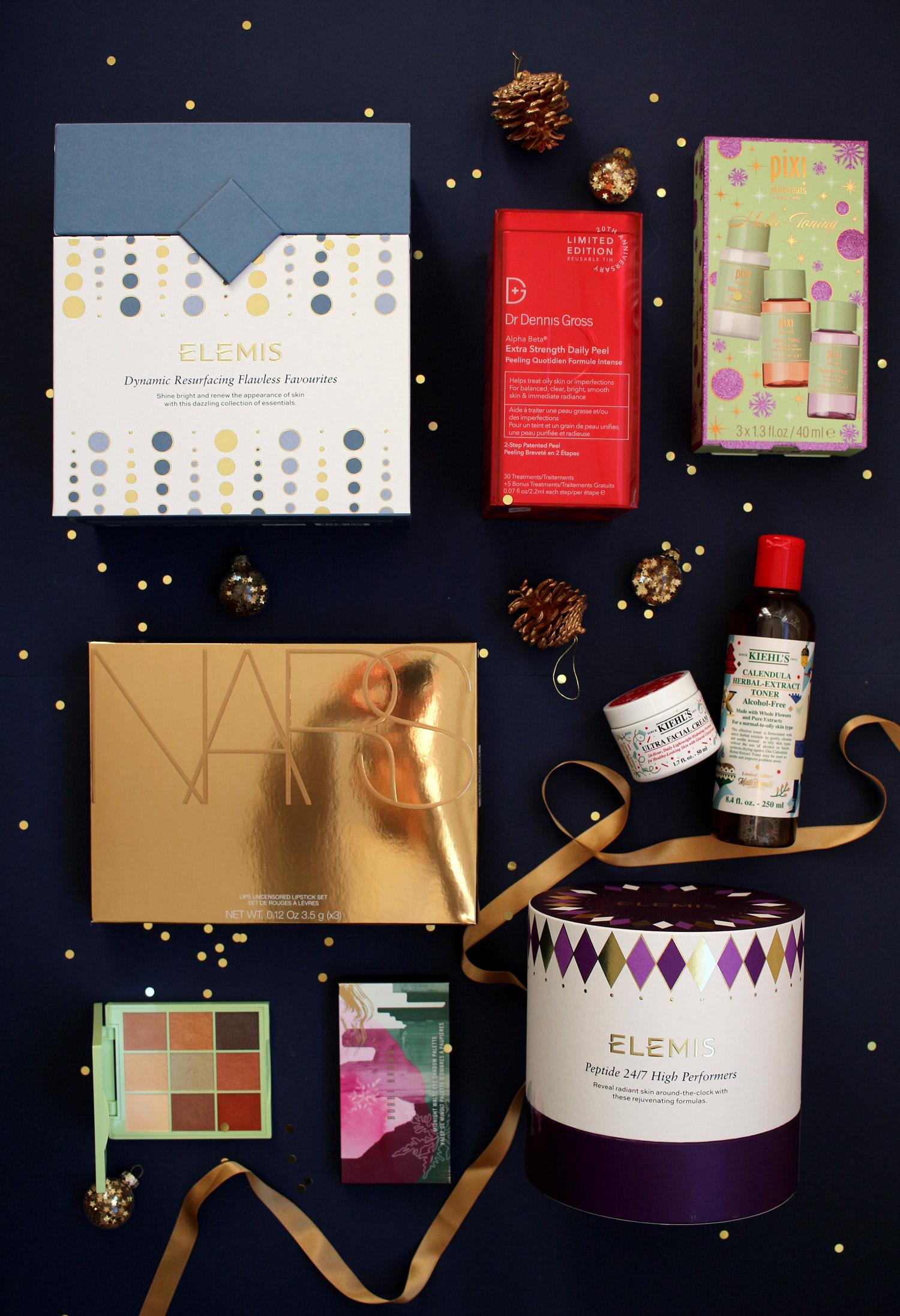 christmas-2020-beauty-gift-guide-skincare-makeup-elemis-bobbi-brown-kiehls