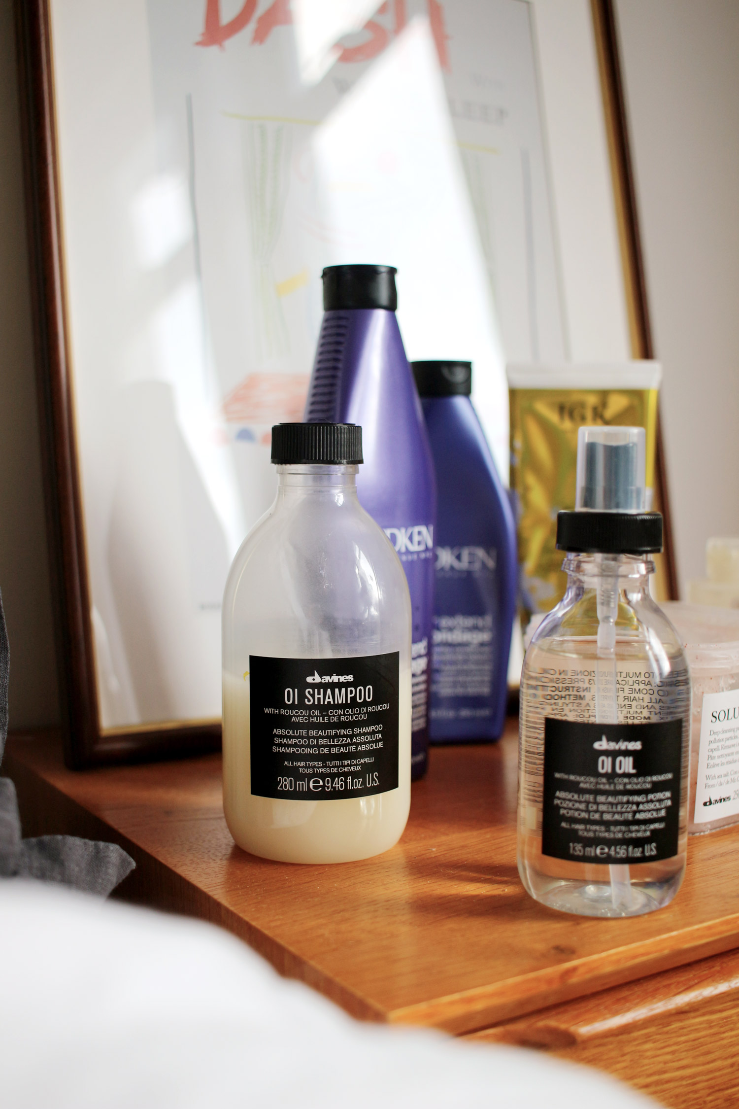 hair-products-davines-review-redken-blondage-thelovecatsinc-1