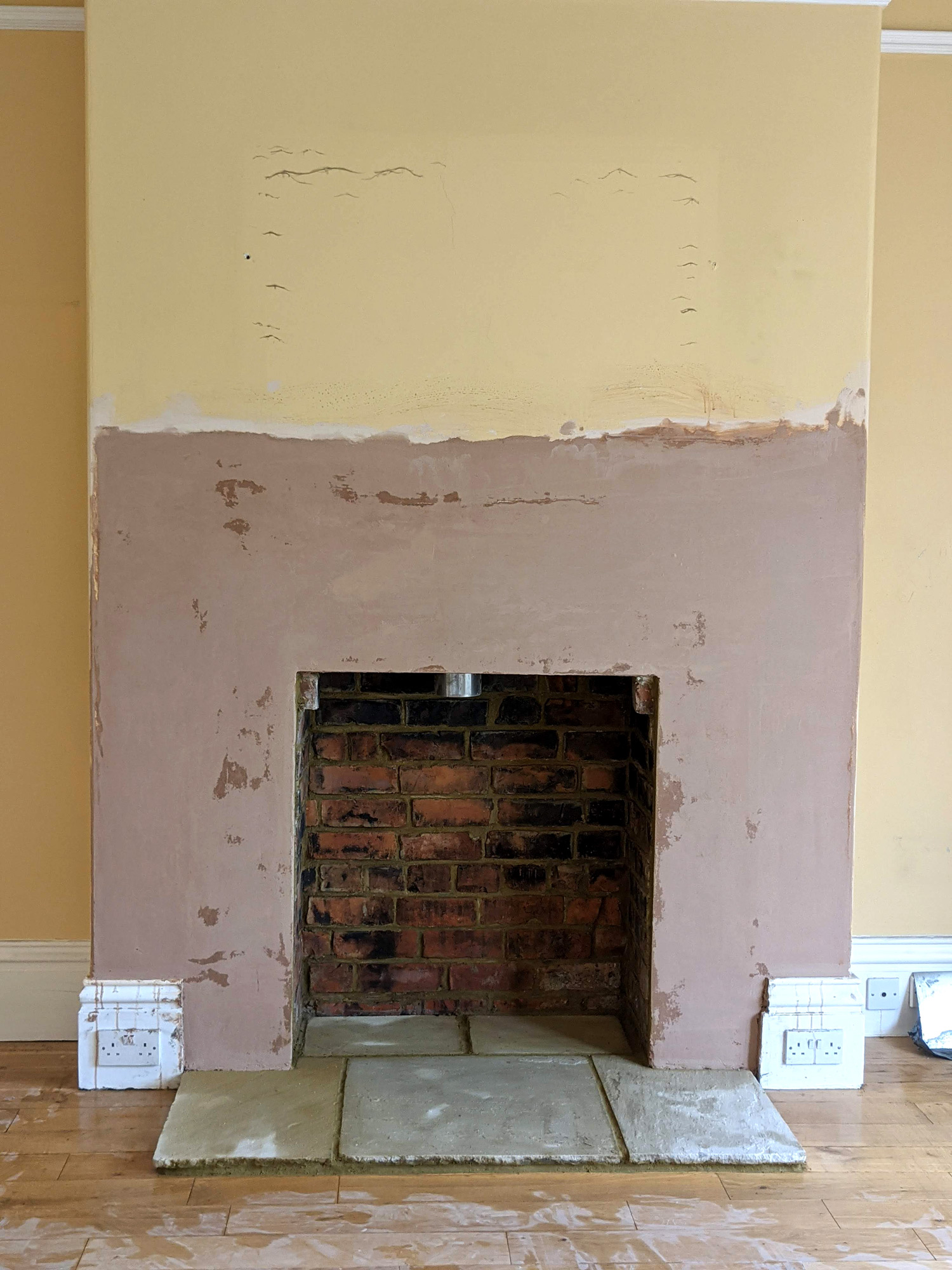 thelovecatsinc-installing-log-buring-stove-fire-2