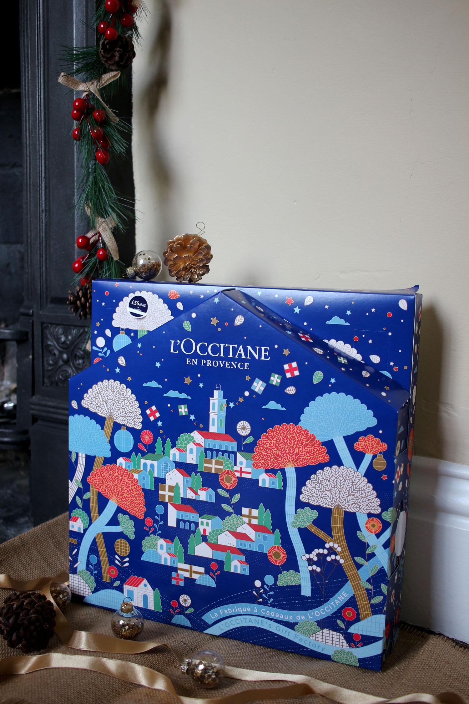 Loccitane-beauty-advent-calendar-2021-review