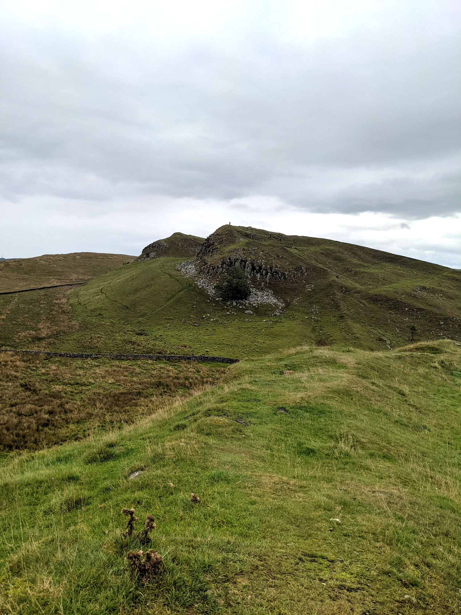 The 2nd Hill of Hadrian's Wal