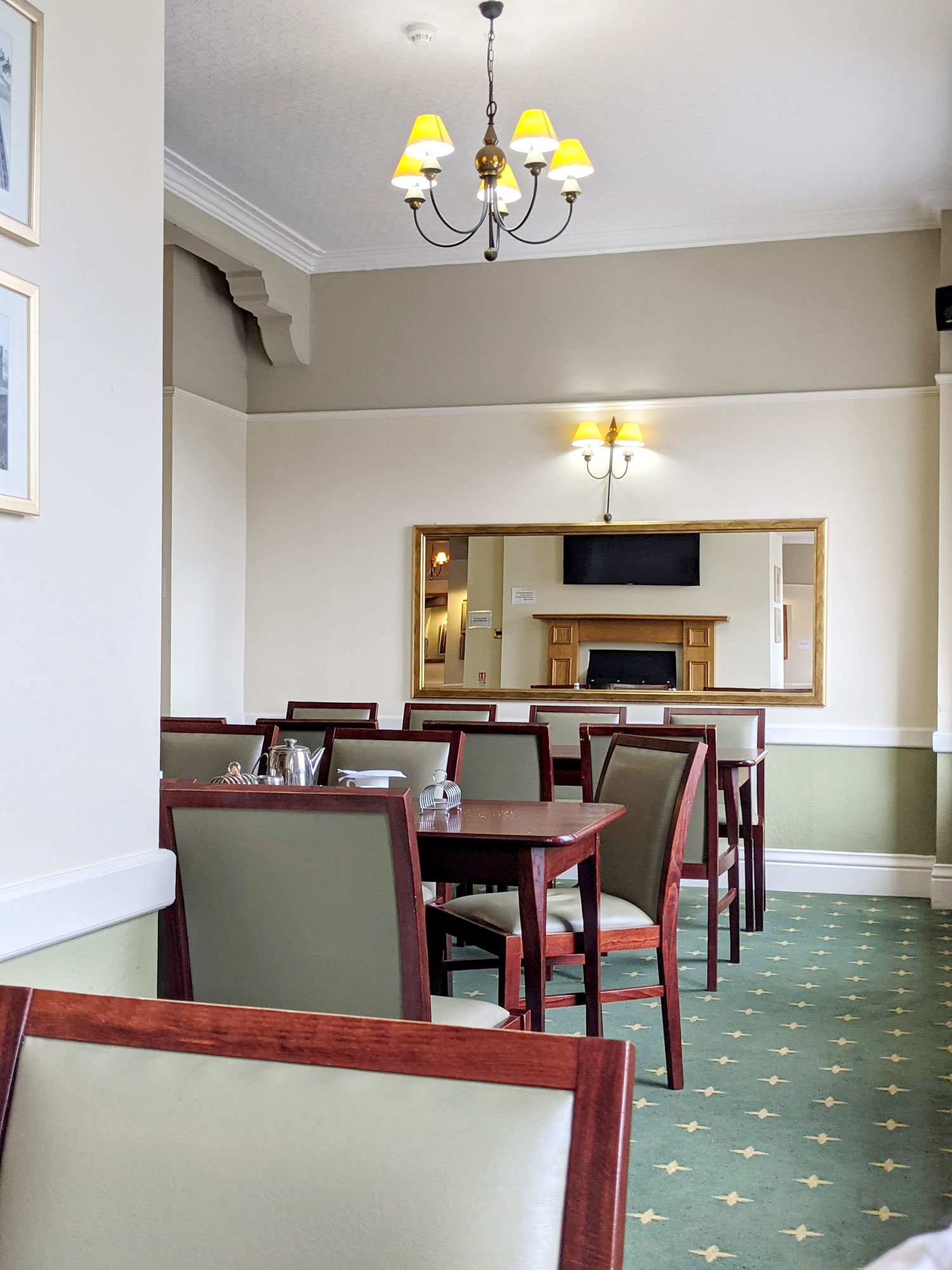 The Golf Hotel, Silloth