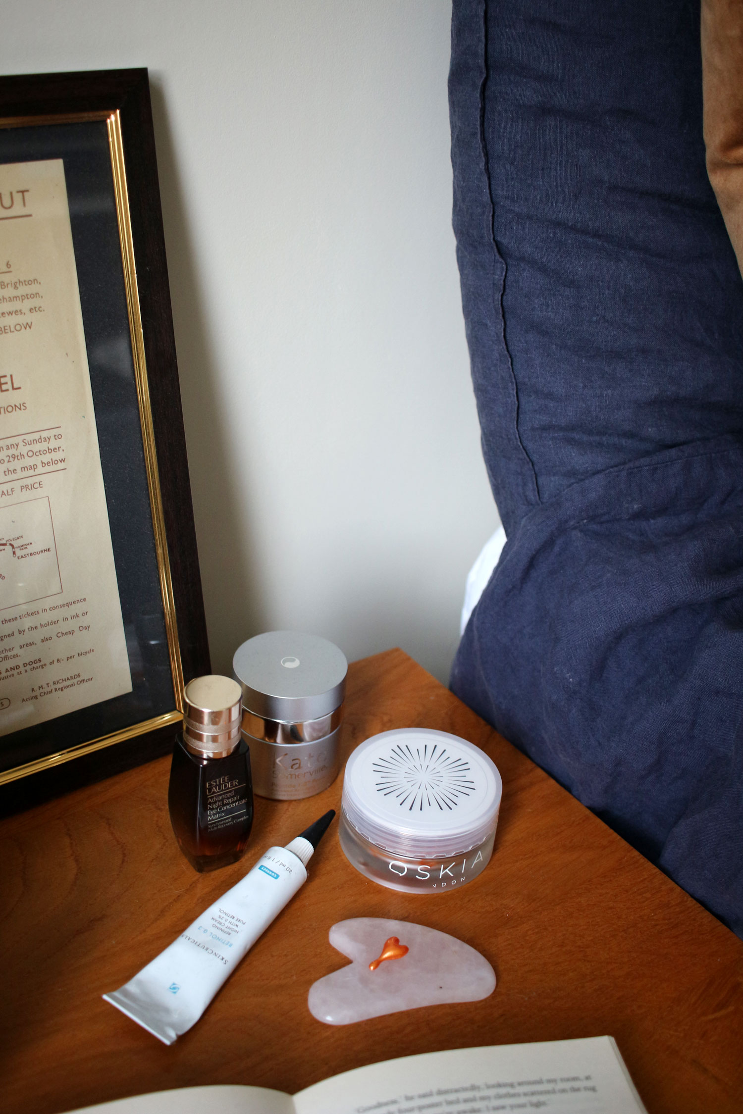 bedside-beauty-oskia-vitamin-c-kate-somerville-k8-power-cream-skinceuticals-retinol